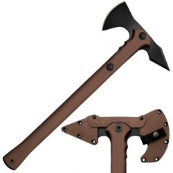 Топор Cold Steel Trench Hawk Dark Earth 90PTHF